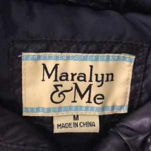 Maralyn & Me Jackets & Coats - Coat